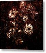 Turner's Flowers Metal Print