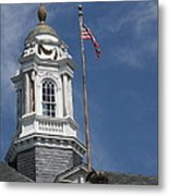 Turret Main Post Office Annapolis Metal Print