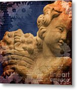 Tuscan Angel Metal Print