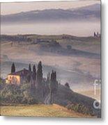 Tuscan Morning Metal Print