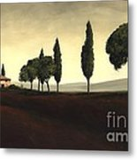 Tuscan Style  Metal Print