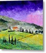 Tuscany 663110 Metal Print
