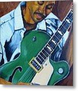 Tuskegee Blues Metal Print