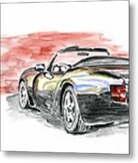 Tvr Griffith Metal Print