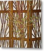 Twigs On Twigs Metal Print