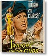 Twilight Of The Gods 1958 Metal Print
