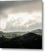 Italian Landscape - Twilight Of The Gods 2 Metal Print