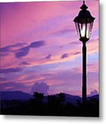 Twilight Time Metal Print