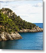 Twin Points Of Italy Metal Print