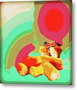 Twinkies Metal Print