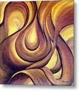 Twist Of Fate Vii Metal Print