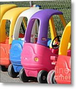 Two Hour Parking Metal Print