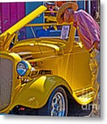 Two Old Timers  Metal Print
