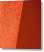 Two Shades Of Shade Metal Print