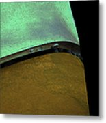 Two Sides To Everything Metal Print