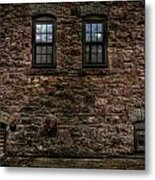 Two Windows Metal Print