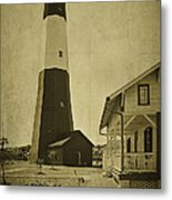 Tybee Island Light Station Metal Print