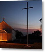 Tye Church 2am-104799 Metal Print