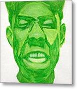 Tyler The Creator Metal Print by Michael Ringwalt