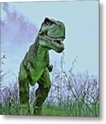 Tyrannosaurus Rex  T- Rex Metal Print