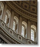 U S Capitol Dome Metal Print