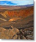 Ubehebe At Death Valley Metal Print