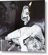 #uck Fame Metal Print