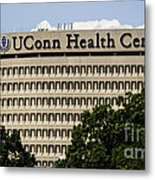 University Of Connecticut Uconn Health Center Metal Print