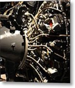 Udvar-hazy Center - Smithsonian National Air And Space Museum Annex - 121216 Metal Print
