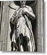 Uffizi Gallery - Michelangelo Buonarroti Metal Print