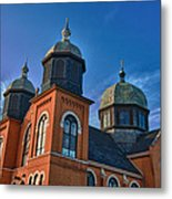 Ukranian Orthodox Church 20049 Metal Print
