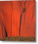 Uluru 2 Metal Print