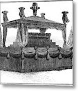 Ulysses Grant Funeral Metal Print