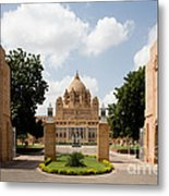 Umaid Bhawan Palace, India Metal Print