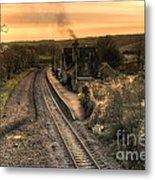 Umberleigh Station  Metal Print