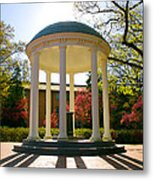 Unc-ch Old Well And Old West Metal Print
