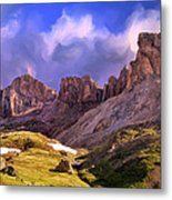 Uncompaghre Wilderness Metal Print