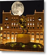 Unconquered Doak Campbell Full Moon Metal Print