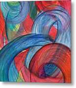 Uncovered Curves-vertical Metal Print by Kelly K H B