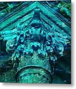 Underwater Ancient Beautiful Creation Metal Print