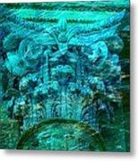 Underwater Beautiful Creation Metal Print