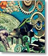 Underwater Dreams Metal Print