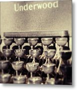 Underwood Metal Print