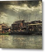 Une Belle Journee Metal Print