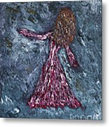 Ungrounded Metal Print