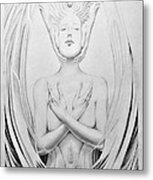 Unio Mystica Metal Print
