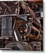 Union Pacific 4466 Metal Print
