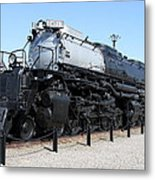 Union Pacific Big Boy Metal Print