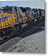 Union Pacific Southbound Metal Print