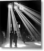 Union Station Chicago Metal Print